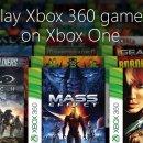 Xbox One: altri tre titoli Xbox 360 si aggiungono alla retro-compatibilità