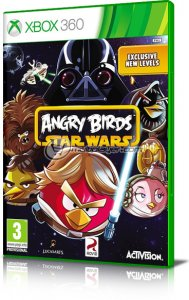 Angry Birds Star Wars per Xbox 360