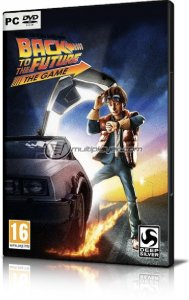 Back to the Future: The Game per PC Windows