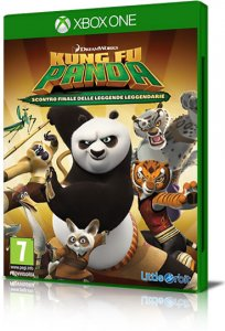 Kung Fu Panda: Scontro Finale delle Leggende Leggendarie per Xbox One