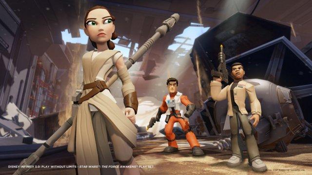 Disney Infinity 3.0: Star Wars - Il Risveglio della Forza