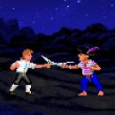 Giochiamo i duelli a insulti della saga The Secret of Monkey Island sul browser