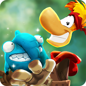 Rayman Adventures per Android