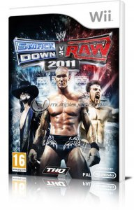 WWE SmackDown! vs Raw 2011 per Nintendo Wii
