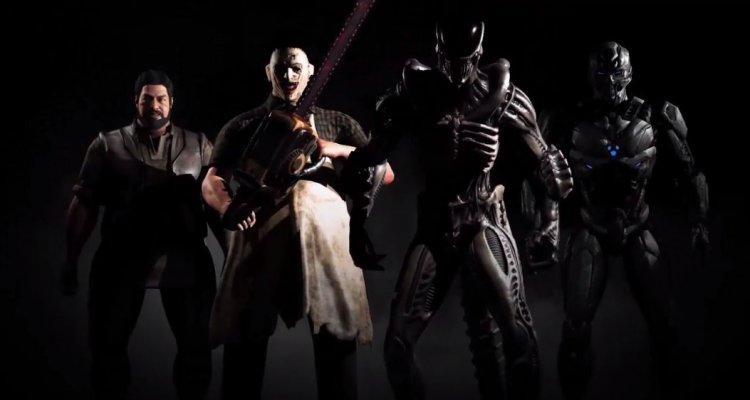 Spunta online il trailer del Kombat Pack 2 per Mortal Kombat X