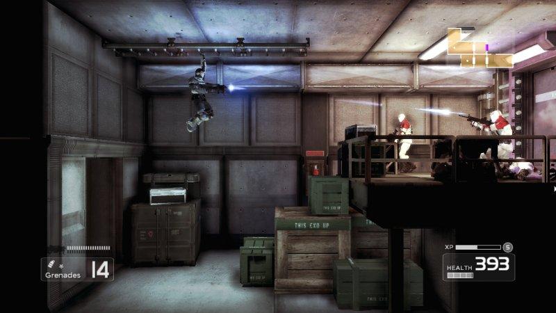 Shadow Complex Remastered è disponibile da oggi su Xbox One