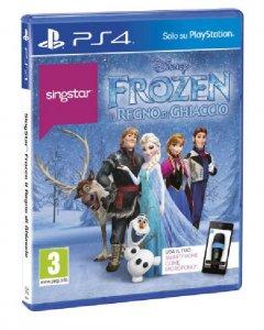 Singstar Frozen: Il Regno di Ghiaccio per PlayStation 4
