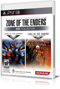 Zone of the Enders HD Collection per PlayStation 3