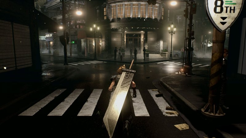 Rumors - Final Fantasy VII Remake sarà un action?