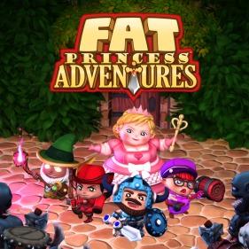 Fat Princess Adventures per PlayStation 4
