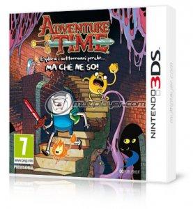 Adventure Time: Esplora i sotterranei perché... MA CHE NE SO! per Nintendo 3DS