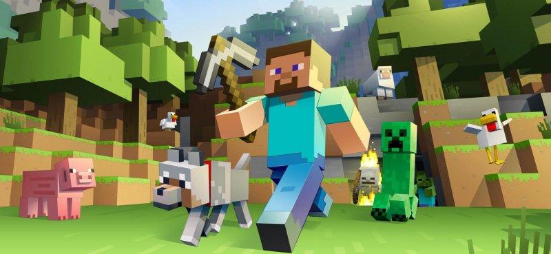 Minecraft ha ancora più giocatori di Fortnite