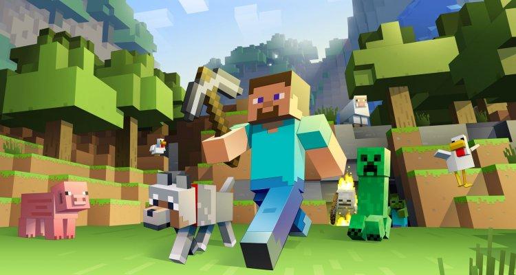 Minecraft, Caves & Cliffs: Part 2 in …