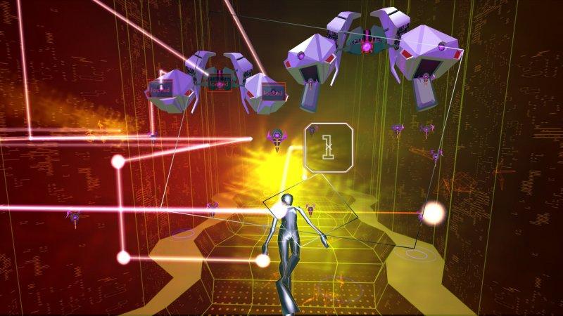 Ecco le caratteristiche aggiuntive di Rez Infinite su PlayStation 4 Pro
