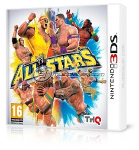 WWE All Stars per Nintendo 3DS