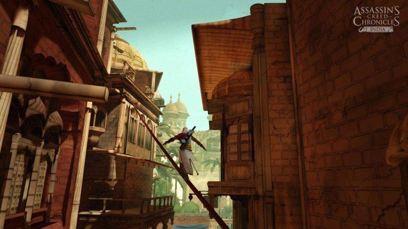 Assassin's Creed Chronicles: India è disponibile da oggi