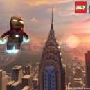 Un trailer illustra l'open world di LEGO Marvel's Avengers