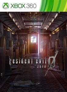 Resident Evil 0 HD Remaster per Xbox 360