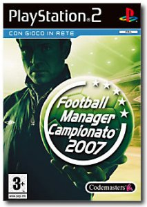 Football Manager Campionato 2007 (LMA Manager 2007) per PlayStation 2