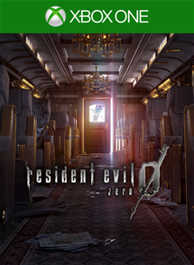 Resident Evil 0 HD Remaster per Xbox One
