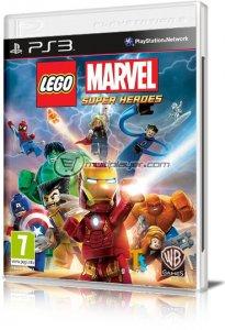 LEGO Marvel Super Heroes per PlayStation 3