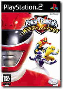 Power Rangers: Super Legends per PlayStation 2