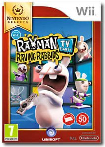 Rayman Raving Rabbids: TV Party per Nintendo Wii
