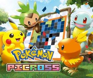 Pokémon Picross per Nintendo 3DS