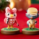 Quattro nuovi amiibo ispirati ad Animal Crossing in arrivo a gennaio