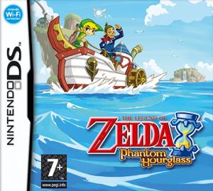The Legend of Zelda: Phantom Hourglass per Nintendo Wii U
