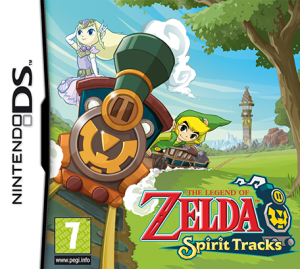 The Legend of Zelda: Spirit Tracks per Nintendo Wii U