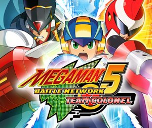 Mega Man Battle Network 5: Team Colonel per Nintendo Wii U