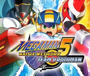 Mega Man Battle Network 5: Team Protoman per Nintendo Wii U