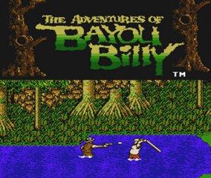 The Adventures of Bayou Billy per Nintendo Wii U