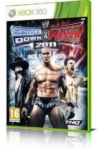 WWE SmackDown! vs Raw 2011 per Xbox 360