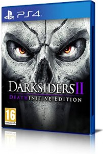 Darksiders II: Deathinitive Edition per PlayStation 4