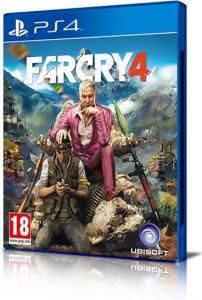 Far Cry 4 per PlayStation 4