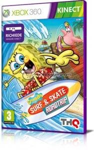 SpongeBob: Surf & Skate Roadtrip per Xbox 360