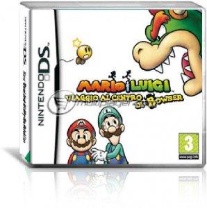 Mario & Luigi: Viaggio al Centro di Bowser per Nintendo DS