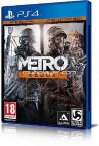 Metro Redux per PlayStation 4