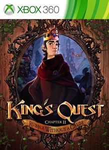 King's Quest - Chapter 2: Rubble Without a Cause per Xbox 360