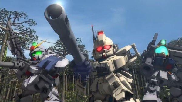 Annunciato SD Gundam G Generation Genesis, è una sorta di enciclopedia gundamiana, super deformed