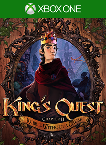 King's Quest - Chapter 2: Rubble Without a Cause per Xbox One