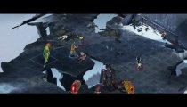 The Banner Saga - Trailer della versione console