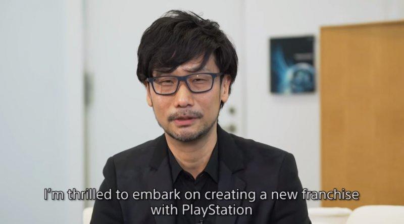 """""""A volte dicono che io sia pazzo"""", confessa Hideo Kojima"""