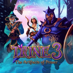 Trine 3: The Artifacts of Power per PlayStation 4