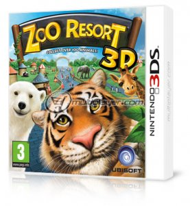 Zoo Resort 3D per Nintendo 3DS