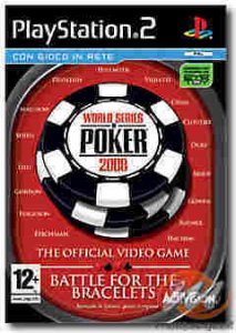 World Series of Poker 2008: Battle For The Bracelets per PlayStation 2