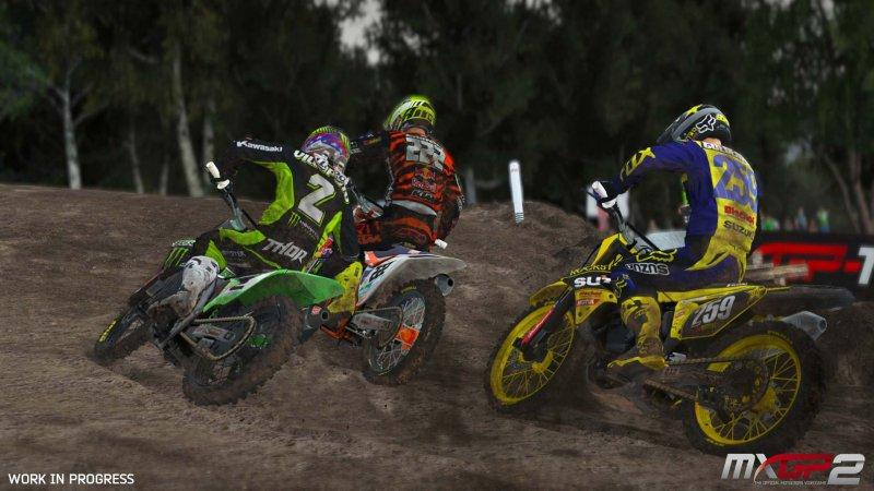 Motocross di ultima generazione