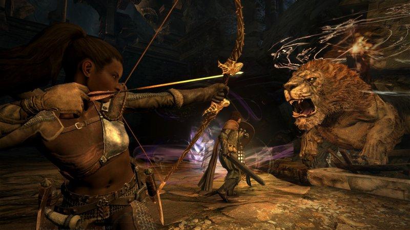 Le versioni PlayStation 4 e Xbox One di Dragon's Dogma: Dark Arisen usciranno il 5 ottobre in Giappone